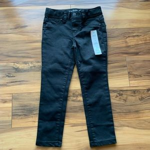 Cat and jack girls super skinny jeans 4